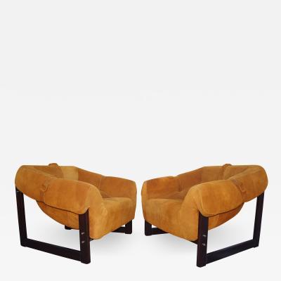 Percival Lafer Percival Lafer club chairs