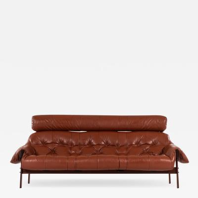 Percival Lafer Sofa Produced by Lafer MP