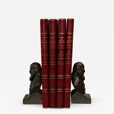 Percy MacQuoids A History of English Furniture
