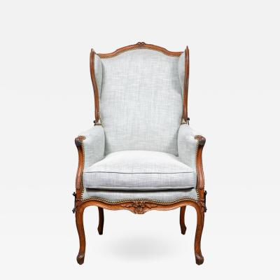 Period Invalide Chair in Working Condition