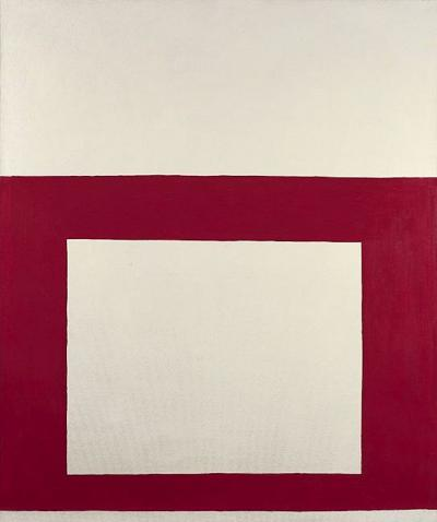 Perle Fine Cool Series No 1 Red over White