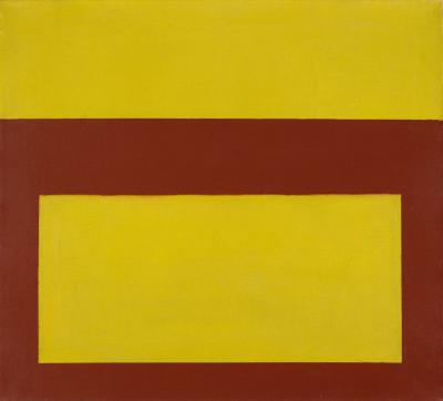 Perle Fine Cool Series Red over Yellow