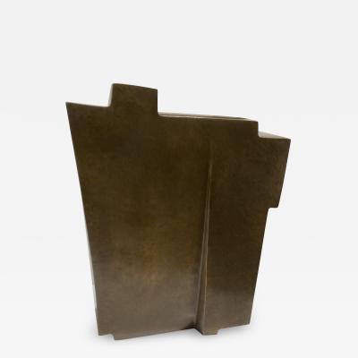 Perrin Perrin Alto sculpture en bronze