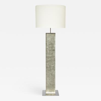 Perrin Perrin SILVERSHADOW FLOOR LAMP