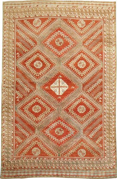 Persian Geometric Shiraz rug no j1723