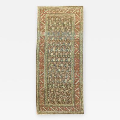Persian Malayer Runner rug no j1474