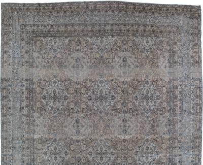 Persian Ravar Kerman Rug measuring 13 ft 6 in x 20 ft 4 in