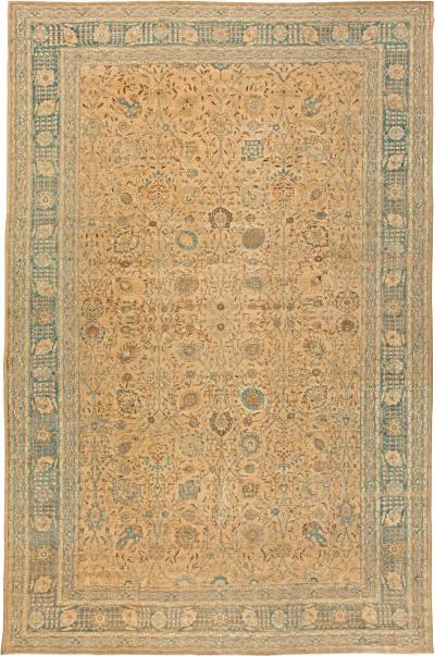 Persian Tabriz Antique Rug