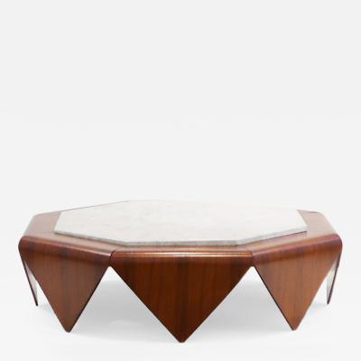Petalas Rosewood Coffee Table