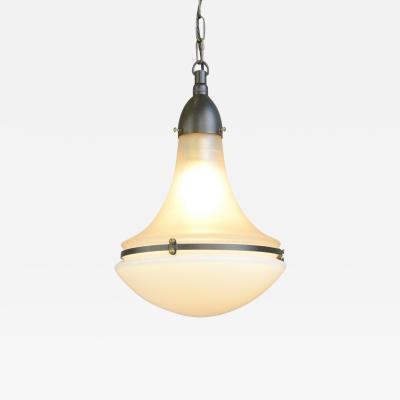 Peter Behrens Luzette Pendant Light By Peter Behrens For Siemens Circa 1920s