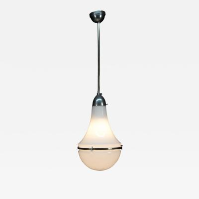 Peter Behrens Pendant Light with Adjustable Height by Peter Behrens 1910s