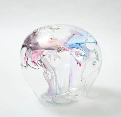 Peter Bramhall Peter Bramhall Glass Orb Sculpture