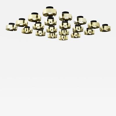 Peter Celsing Wall Sconce or Ceiling Lamp Peter Celsing for Falkenberg Belysning