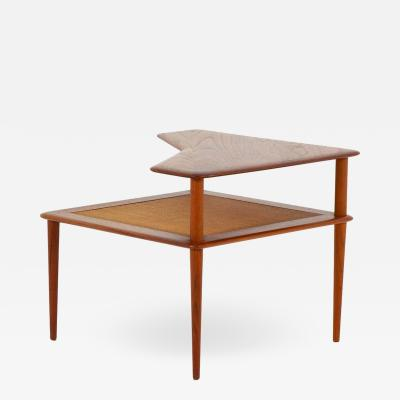 Peter Hvidt Orla M lgaard Nielsen Danish Midcentury Side Table Minerva by Hvidt M lgaard for France Son