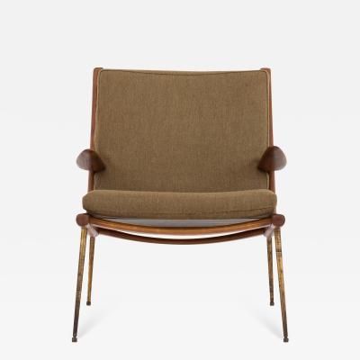 Peter Hvidt Orla M lgaard Nielsen FD 135 Boomerang easy chair
