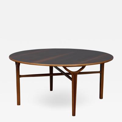Peter Hvidt Orla M lgaard Nielsen Scandinavian Modern Ax Coffee Table by Peter Hvidt Orla Moregaard