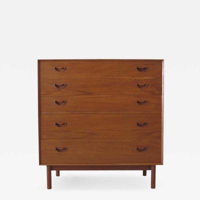 Peter Hvidt Peter Hvidt Solid Teak Danish Dresser