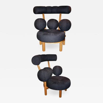 Peter Opsvik Two 1980s Norwegian Armchairs by Peter Opsvik Edited by Stokke
