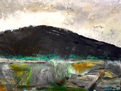 Peter Rossiter Black Mountain