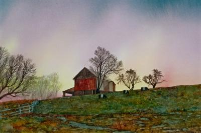 Peter Sculthorpe Autumn Grazing