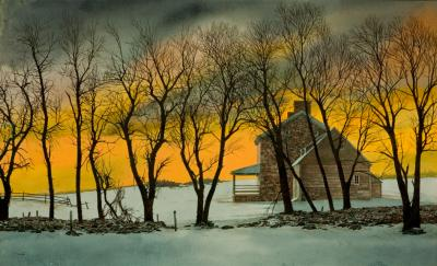 Peter Sculthorpe Golden Morning