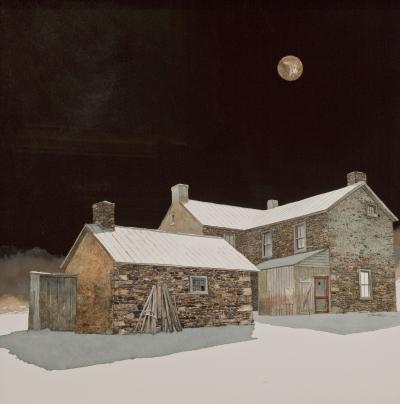 Peter Sculthorpe Moon Shadows