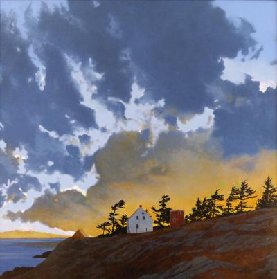 Peter Sculthorpe Morning In Trinity Bay