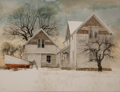 Peter Sculthorpe Planning fro Spring