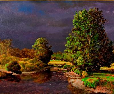 Peter Sculthorpe Valley Creek Oley Valley