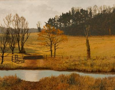 Peter Sculthorpe Water Crossing