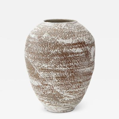 Peter Speliopoulos PS PROJECT GLAZED STONEWARE VASE