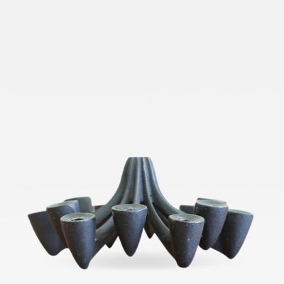 Petra Denmark Cast Iron Candle Holder