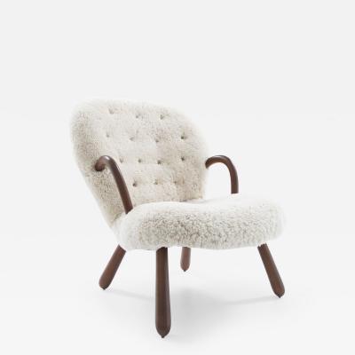 Philip Arctander Clam Chair
