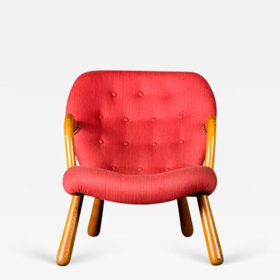 Philip Arctander Philip Arctander Clam Armchair