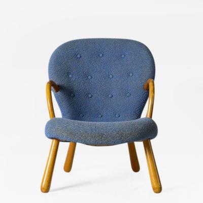 Philip Arctander Philip Arctander Clam Chair