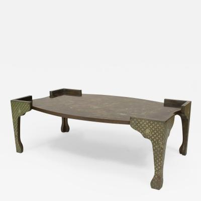 Philip Kelvin LaVerne American Post War Design Coffee Table