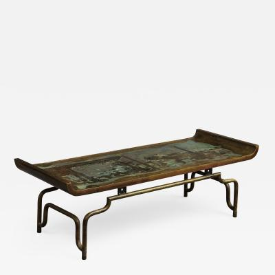 Philip Kelvin LaVerne Imperial Palace Low Table