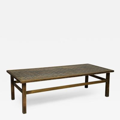 Philip Kelvin LaVerne Low Table
