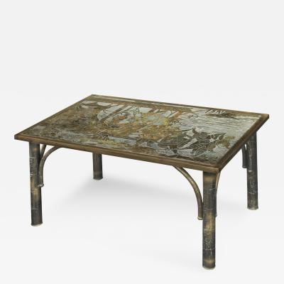 Philip Kelvin LaVerne Marriage Whirl Coffee Table by Philip and Kelvin LaVerne