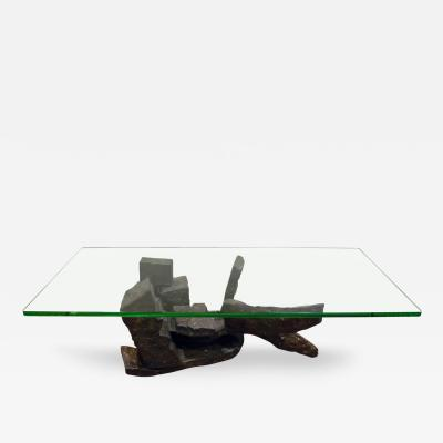 Philip Kelvin LaVerne Philip and Kelvin LaVerne Moment of Truth a Unique Bronze Coffee Table 1970s