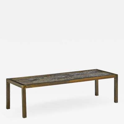 Philip Kelvin LaVerne T 113 Beautiful Philip and Kelvin Laverne Chan Coffee Table