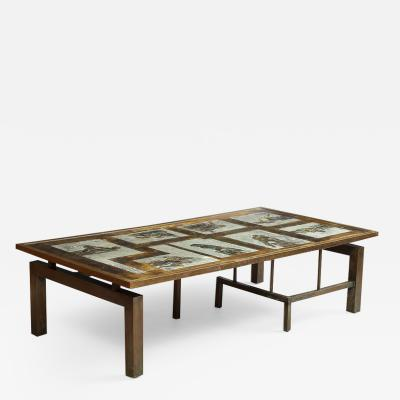 Philip Laverne Medici Low Table