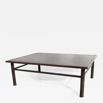 Philip Laverne Zodiac Bronze Coffee Table by Philip Laverne