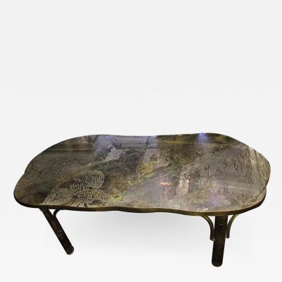 Philip and Kelvin LaVerne LAVERNE CHAN COFFEE TABLE