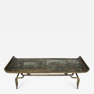 Philip and Kelvin LaVerne Philip Kelvin LaVerne Imperial Palace Coffee Table