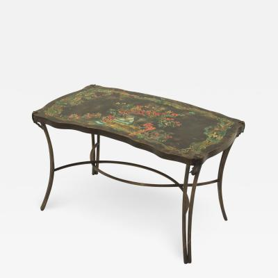 Philip and Kelvin LaVerne Philip Kelvin LaVerne Special Madame Pompadour Coffee Table 1960s Signed