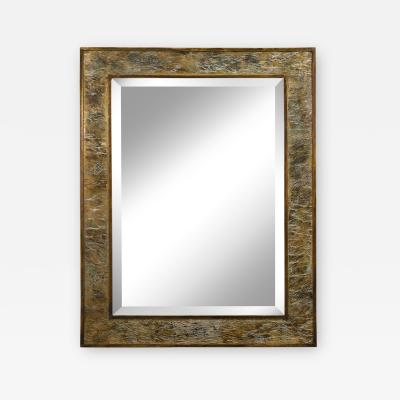 Philip and Kelvin LaVerne Rare Waves Mirror by Philip Kelvin LaVerne