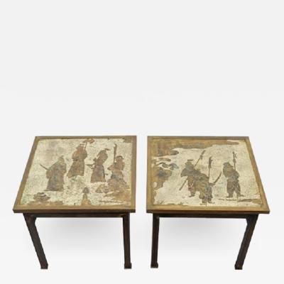 Philip and Kelvin LaVerne THE MING CHINOISERIE TABLES