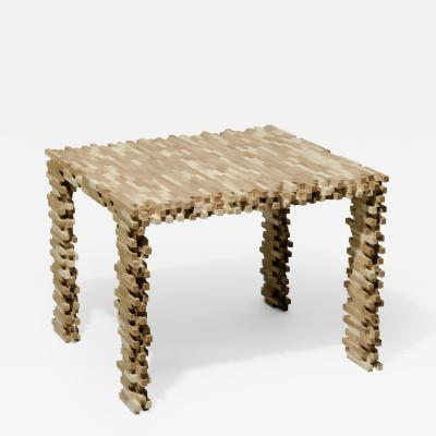 Philipp Aduatz Interlaced Coffee Table