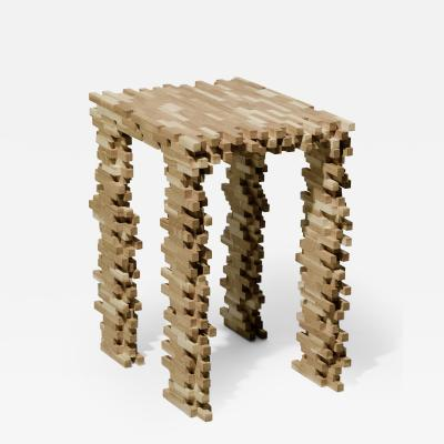 Philipp Aduatz Interlaced Stool